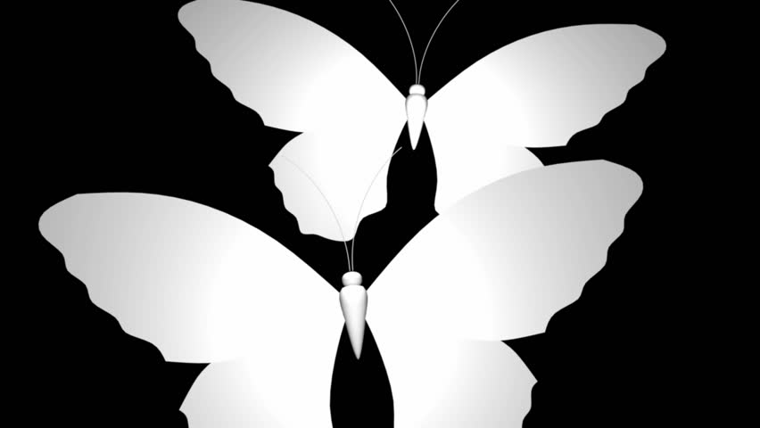 Animated Butterflies O...