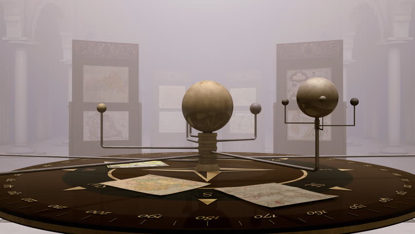 An orrery displaying our solar system. Rendered in HD. Feel free to check my portfolio for more HD clips! #2756708