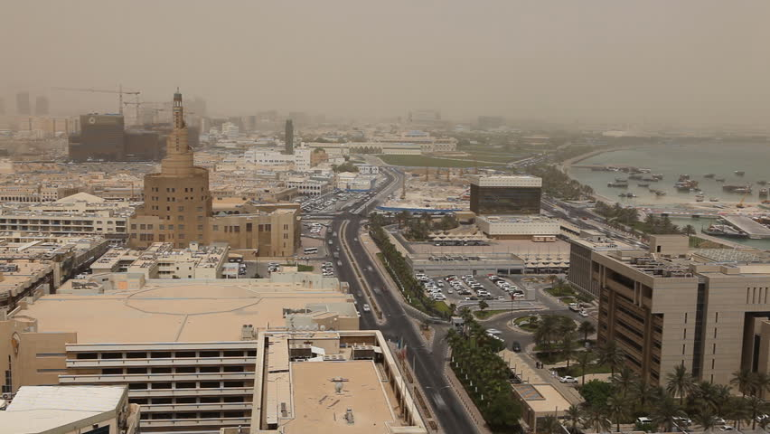Qatar doha corniche spiral mosque souq waqif old for Diwan amiri qatar
