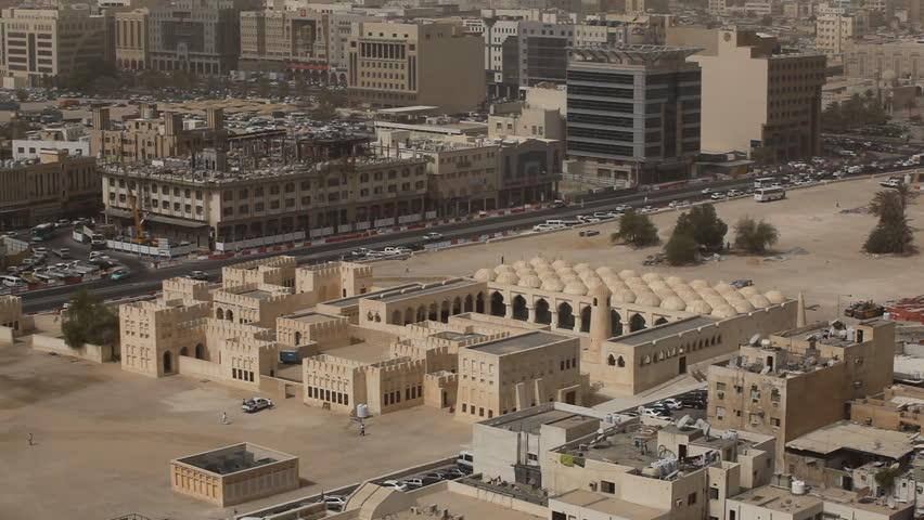 Souq waqif amiri diwan qatar old marketplace doha for Diwan amiri qatar