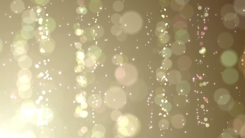 Defocus lights.
