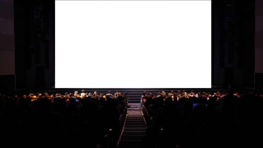 Viewers in the cinema house. Another version is here: http://footage.shutterstock.com/clip-3362798-viewers-in-the-cinema-house-variant%20III-screen-size-was-60-percent-scaled-from-hd..html