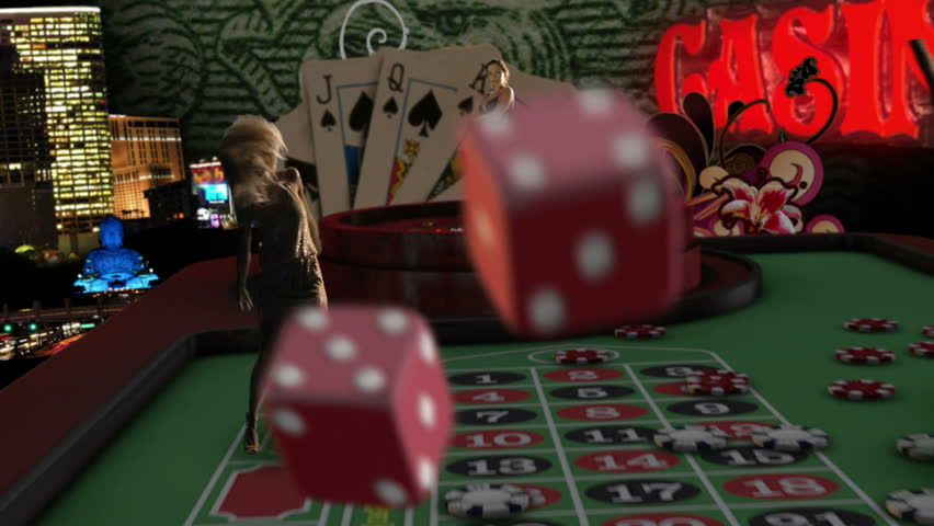 amazing casino theme clip. montage. intro.
