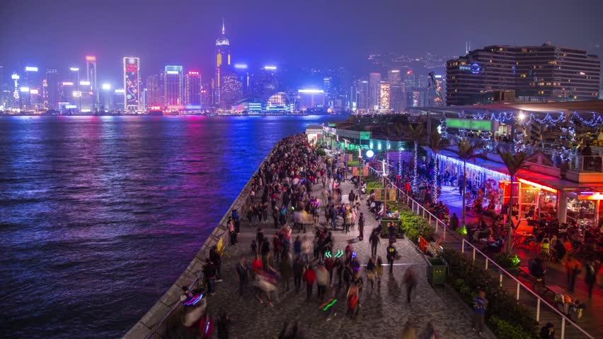 Tsim Sha Tsui Promenade. Source: ShutterStock