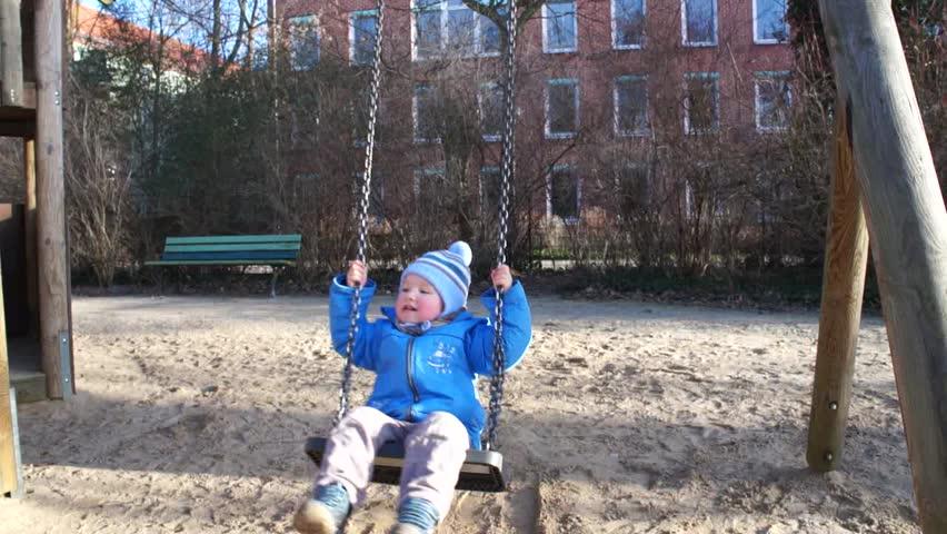 Rocking Baby Stock Footage Video 3586706 - Shutterstock