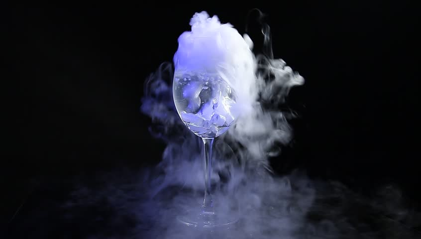 sublimation of dry ice in water Unlike the ice cubes in a cold drink, dry ice doesn  to a gas a process called sublimation dry ice is the solid form  a much lower point than water:.