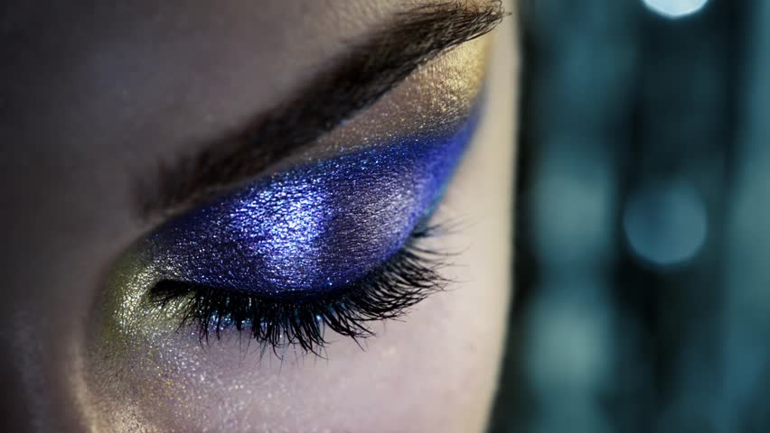 Human eye close up macro 1920x1080 | Shutterstock HD Video #3662441