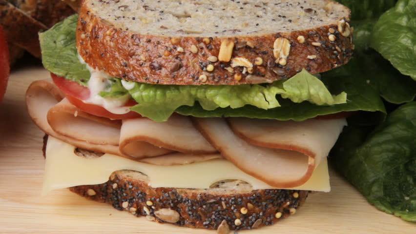 Header of Sandwich