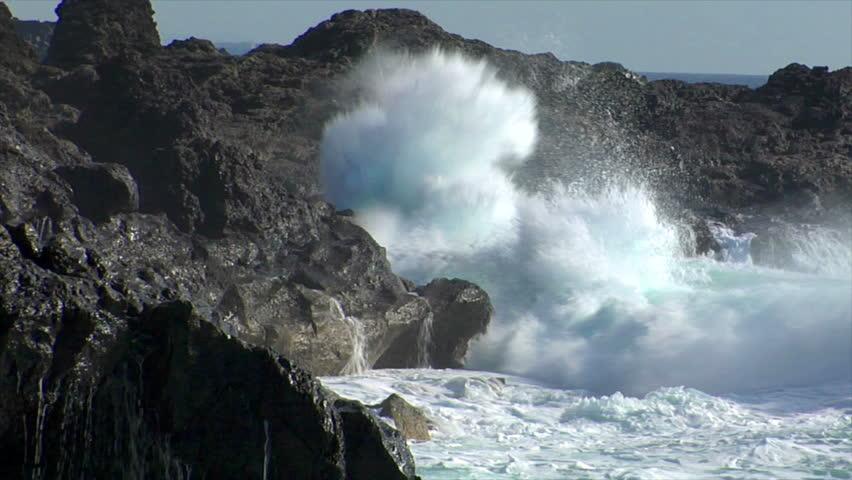 crushing wave inferno slowmo