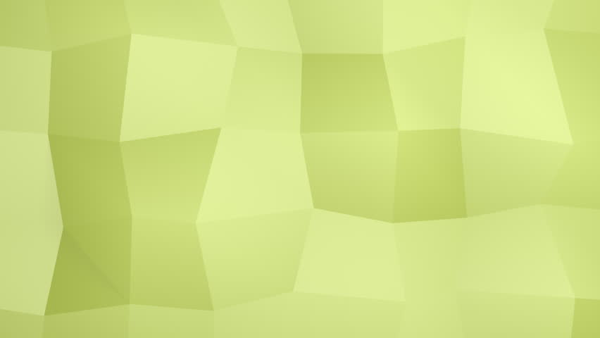looping green geometric background (FULL HD) - HD stock video clip