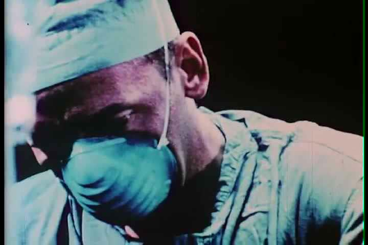 1960s - Testimony from a doctor operating on endless wounded patients in Vietnam.