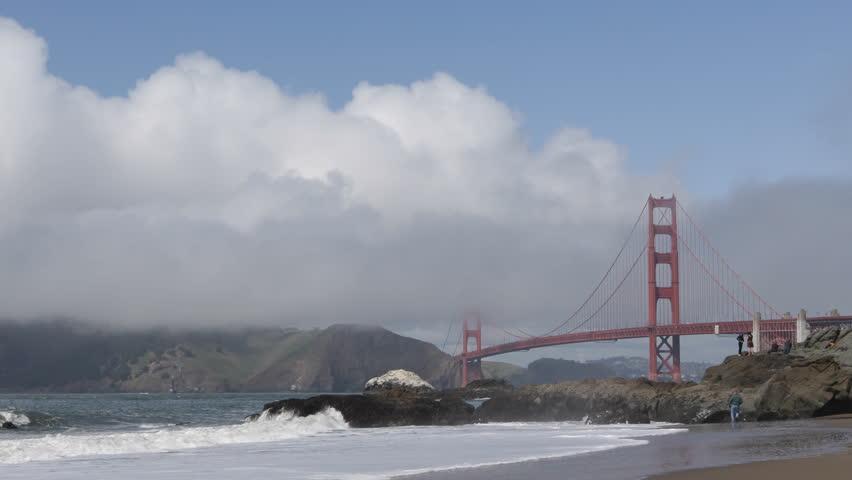 Marshalls Beach - Gay Nude Beach (Golden Gate Bridge