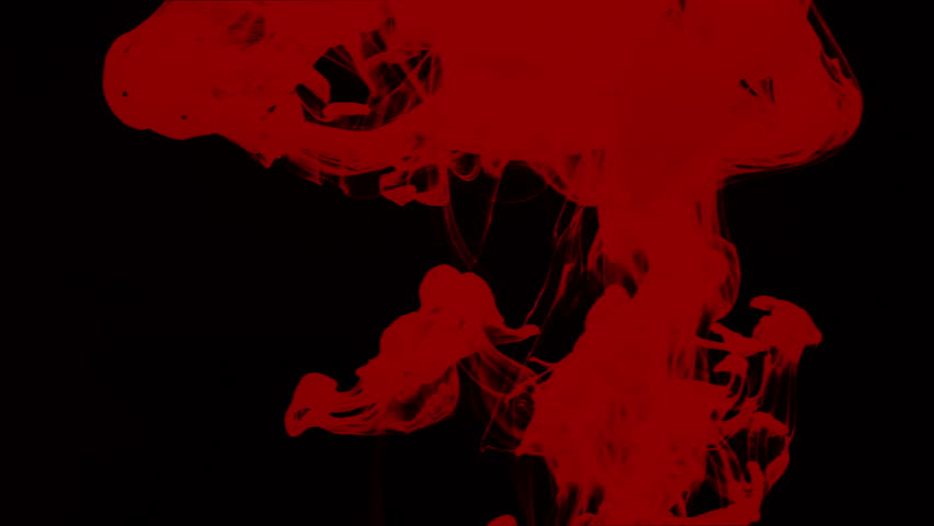 red ink like blood - photo #15