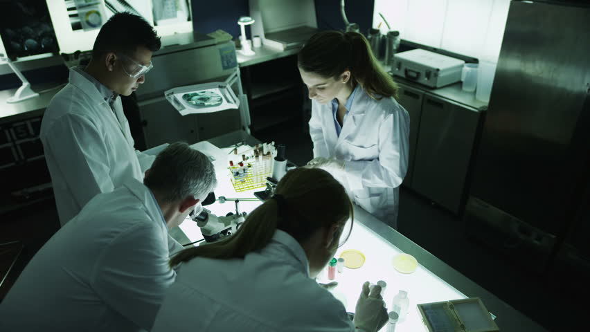 Laboratory Free Video Clips - (3 Free Downloads)