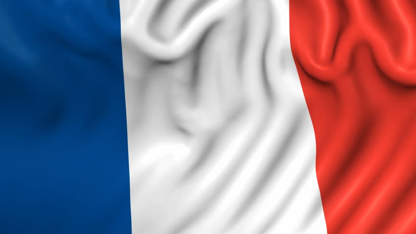 Flag of France | Shutterstock HD Video #4384259
