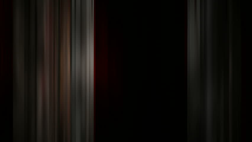 High Definition abstract CGI motion backgrounds ideal for editing, led backdrops or broadcasting featuring dark geometric colored patterns of white, black and red lines - HD stock video clip