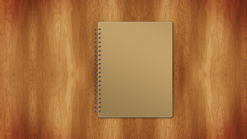 Commerce Concept in Book, with Blue Screen, Loop | Shutterstock HD Video #4465124