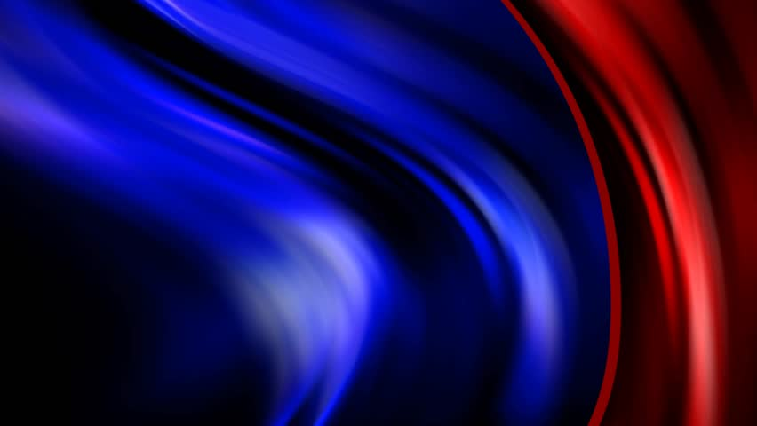 Simple Abstract Blue Background Stock Footage Video