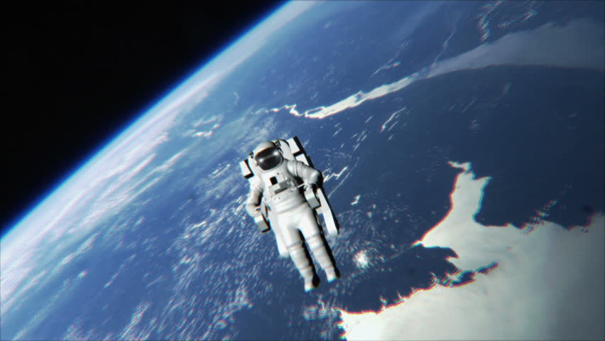 astronaut drifts into space - photo #5