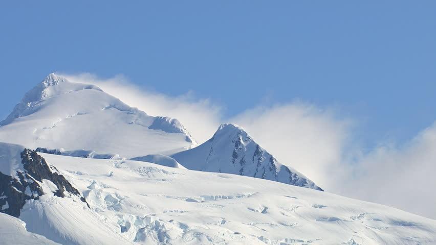 snowy peak the - photo #21