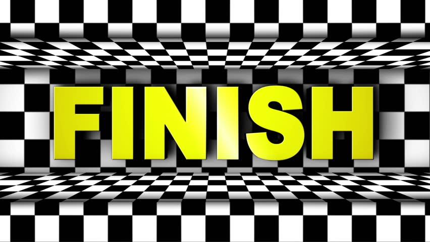 Finish Line Clipart >> Start Flag Stock Footage Video - Shutterstock