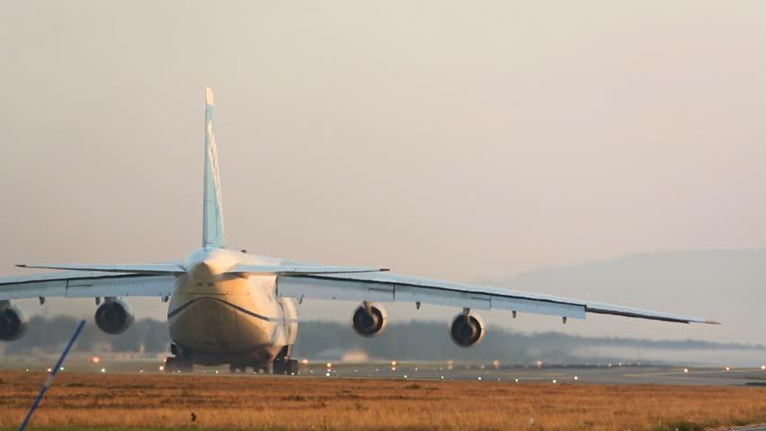 Russian Serial Airplane 22