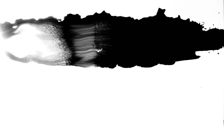 Ink splatter for compositing/Ink bloom/Perfect for compositing.
