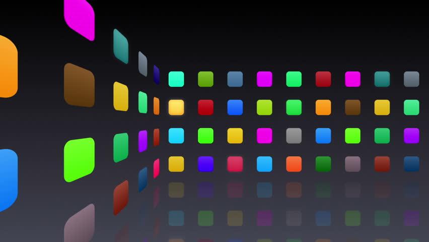 Smart Phone apps   Shutterstock HD Video #4759406