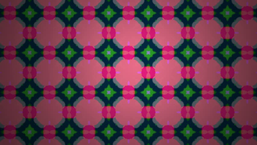 Abstract kaleidoscope background - 1080p Abstract kaleidoscope background - Use for background and textures - Full HD - HD stock footage clip