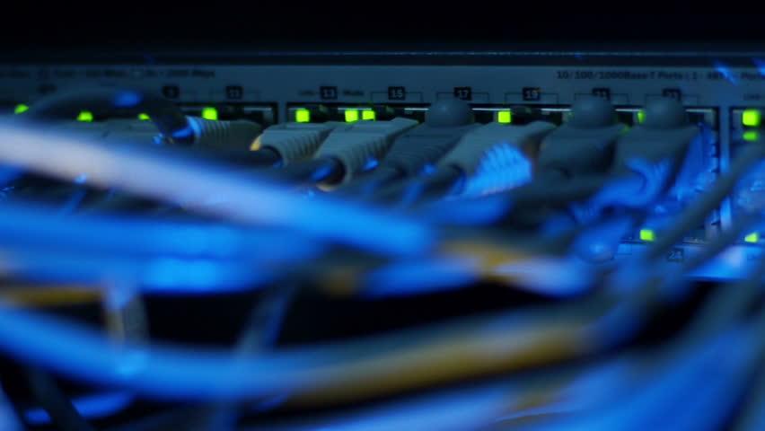 Scientific data center Network connections