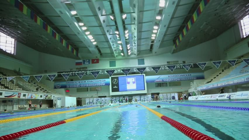 Olympic Swimming Pool 2012 olympic swimming stock footage video - shutterstock