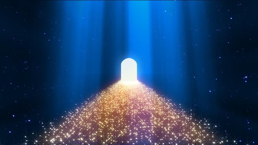 glitterring shining stars.