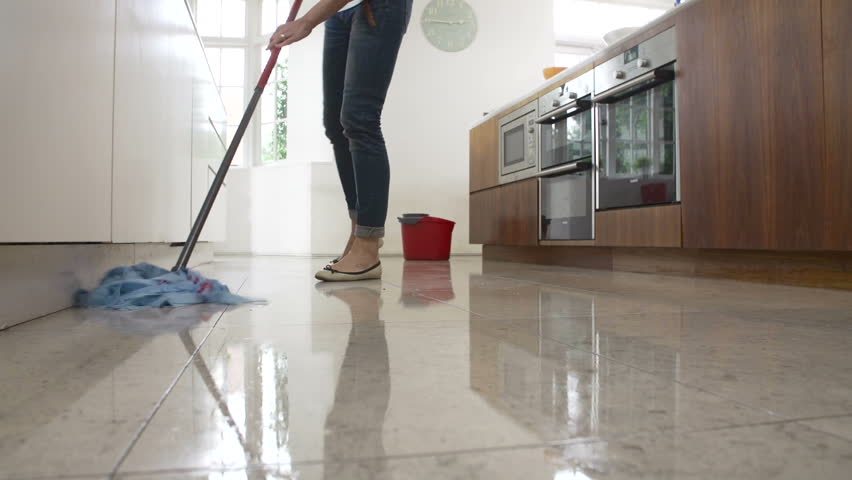 Mopping the floor stock footage video 2355005 shutterstock for Floor finance definition