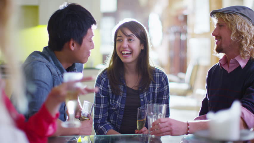 flirt through chatting Whether it's a flirty compliment from a cute barista or a guy who figueroa suggests guys who try to feel out the sitch by small-talking you to.