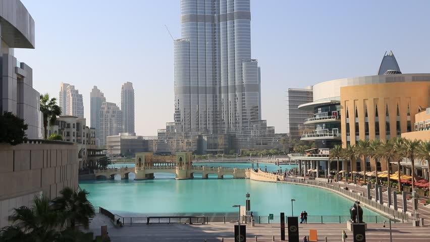 NOVEMBER 13: Burj Khalifa On November 13