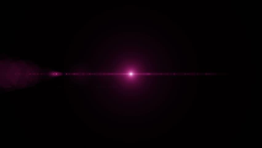 Lens Flare - Shutter