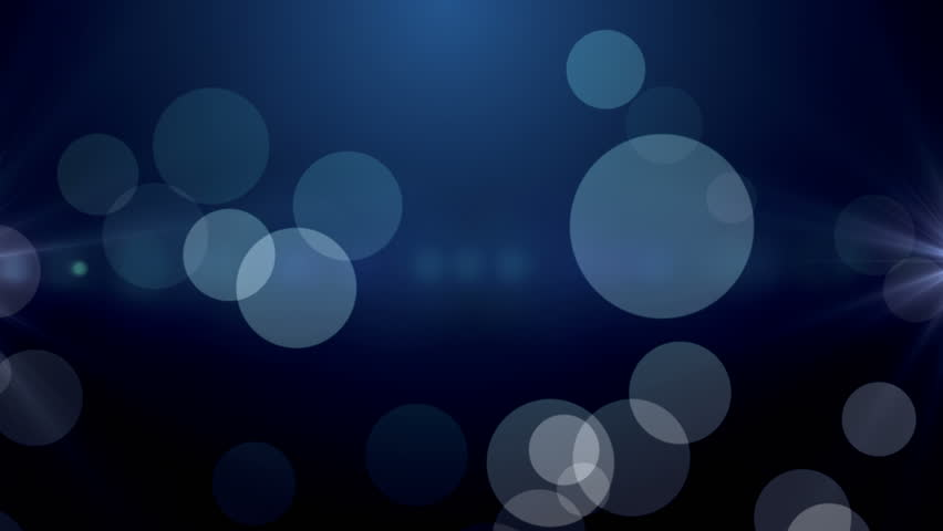 lens flare bokeh background - HD stock video clip