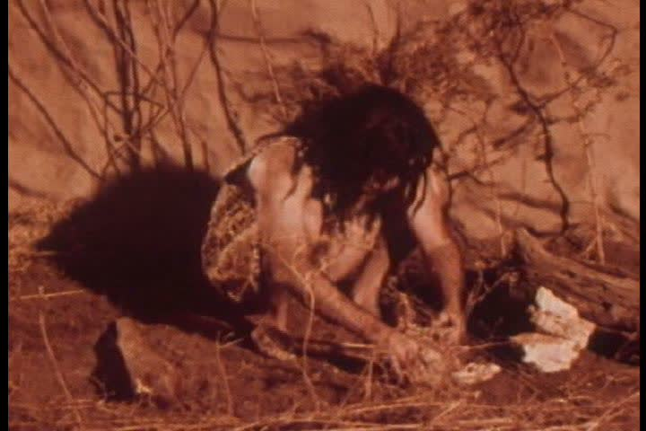 We are shown the progression of mankind from the days of cavemen until the formation of the United States in this 1960s film