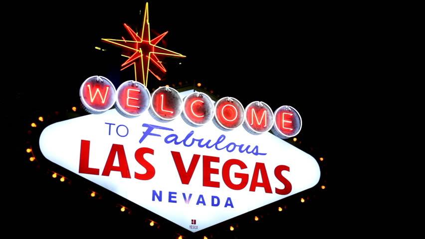 Známa tabula Fabulous Las Vegas bola zničená