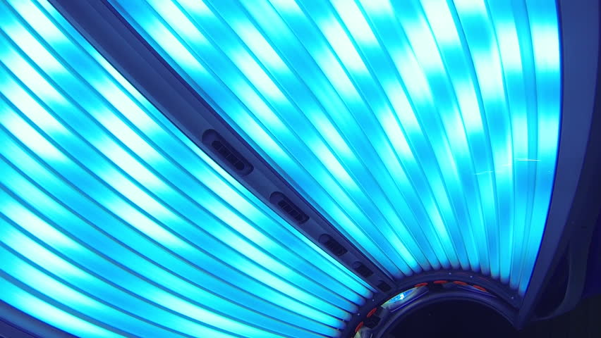 Tanning Bed Stock Photos
