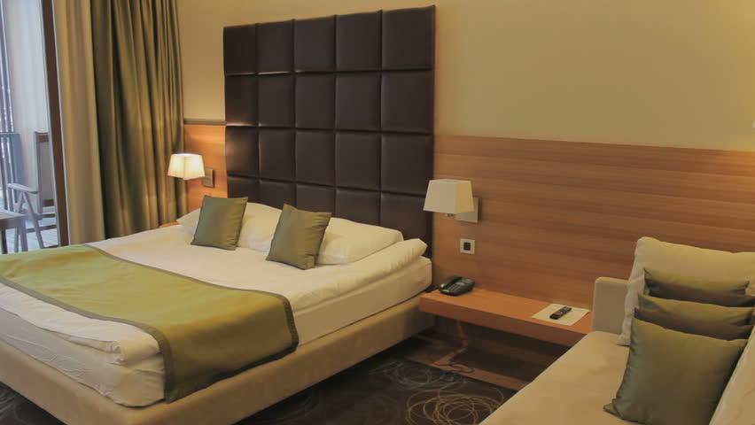 Hotel Room | Shutterstock HD Video #5588306