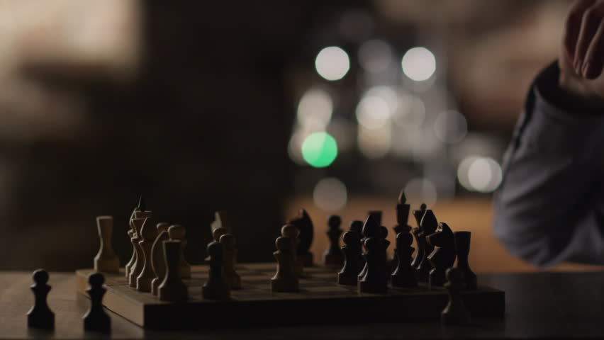 Chess Stock Footage Video 4102552 Shutterstock