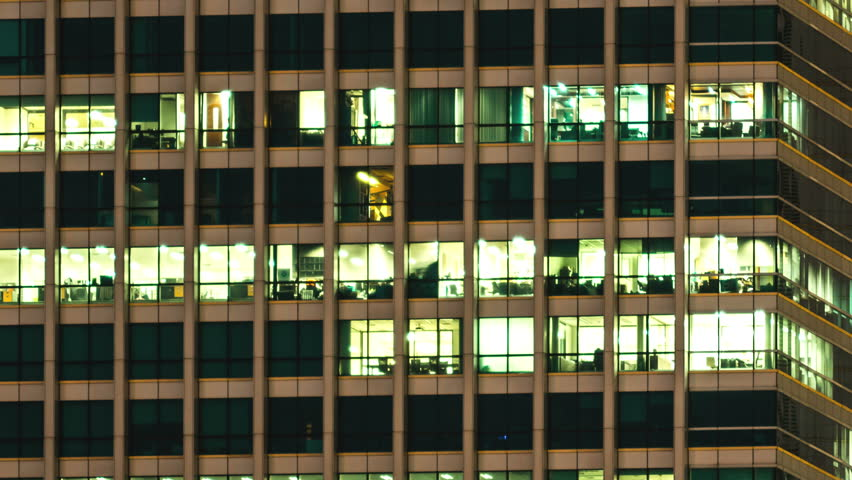 building on night time - photo #21
