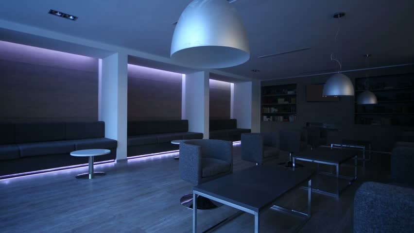 Modern 3d Interior Compostion Architecture Construction Stock Footage Video 800503 Shutterstock