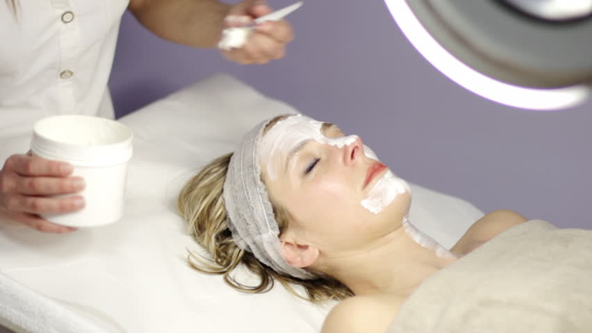 electronic facial massage mask