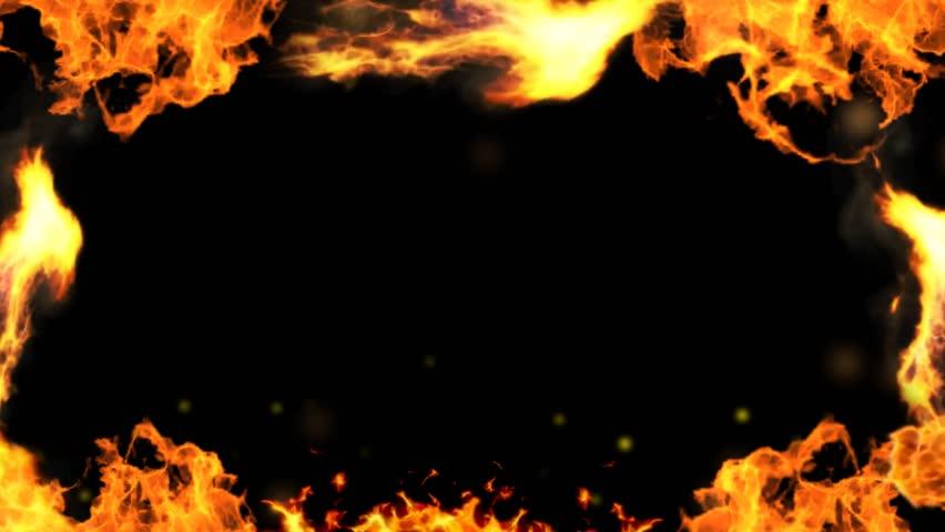 live fire video