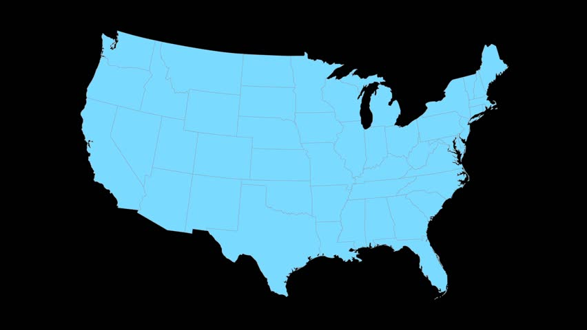 animated us map