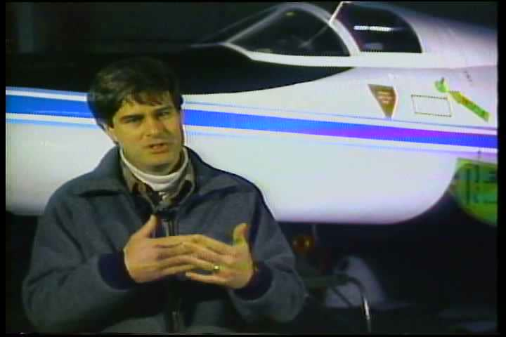 CIRCA 1980s - NASA Aeronautics Report On The Magellan ...