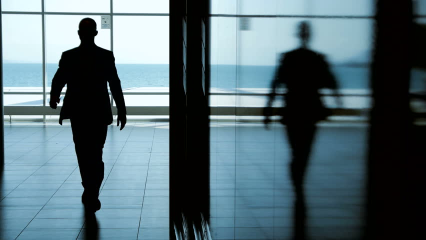 Reflection dead man walking