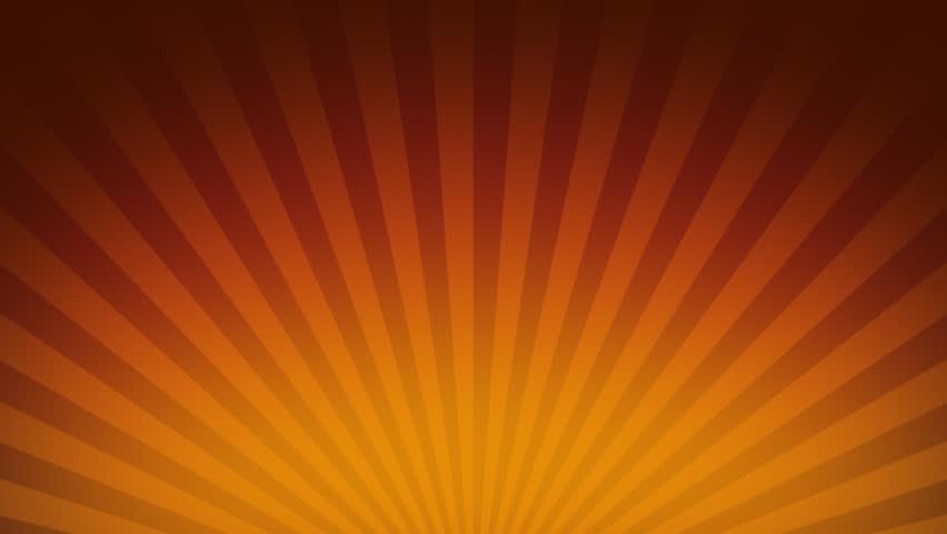 Orange radial gradient background